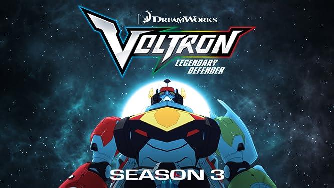 Voltron: Legendary Defender, Season 3