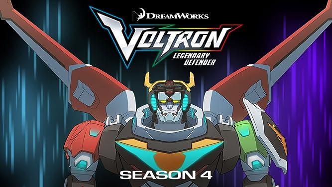 Voltron: Legendary Defender, Season 4