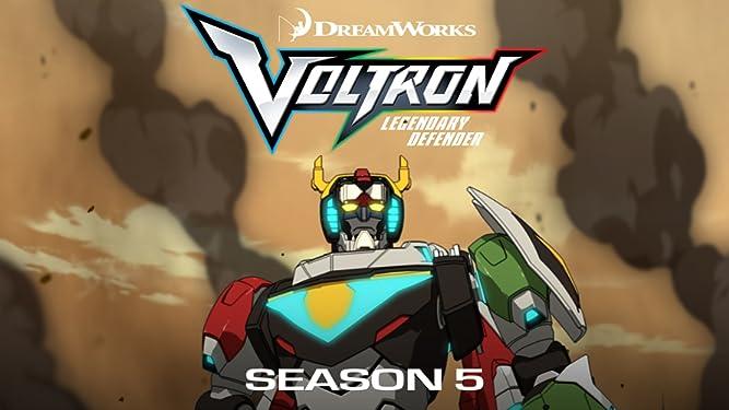 Voltron: Legendary Defender, Season 5