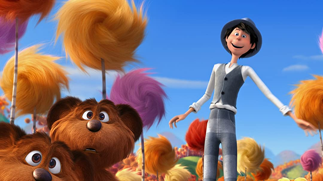 Amazon.com: Watch Dr. Seuss' The Lorax | Prime Video