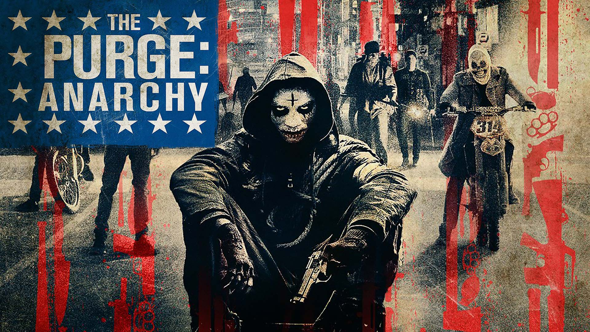 Amazon Com Watch The Purge Election Year Prime Video