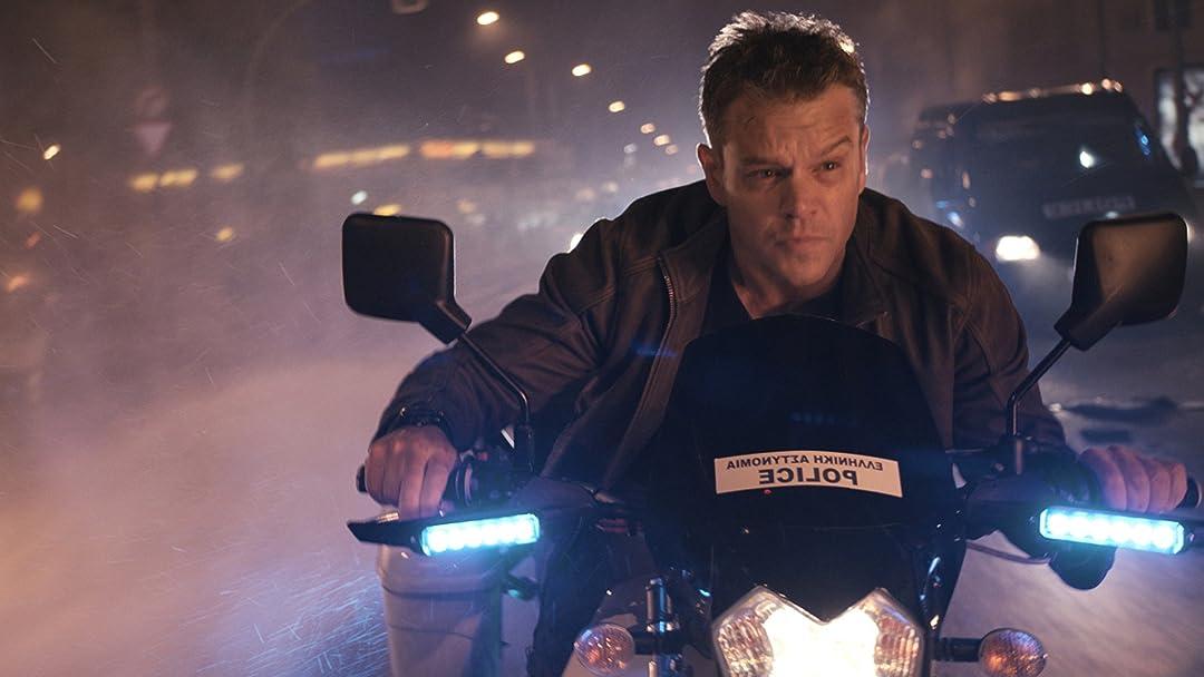 Watch Jason Bourne Prime Video