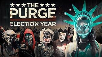 The Purge: Election Year (4K UHD)