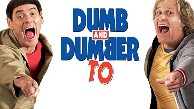 Dumb And Dumber To