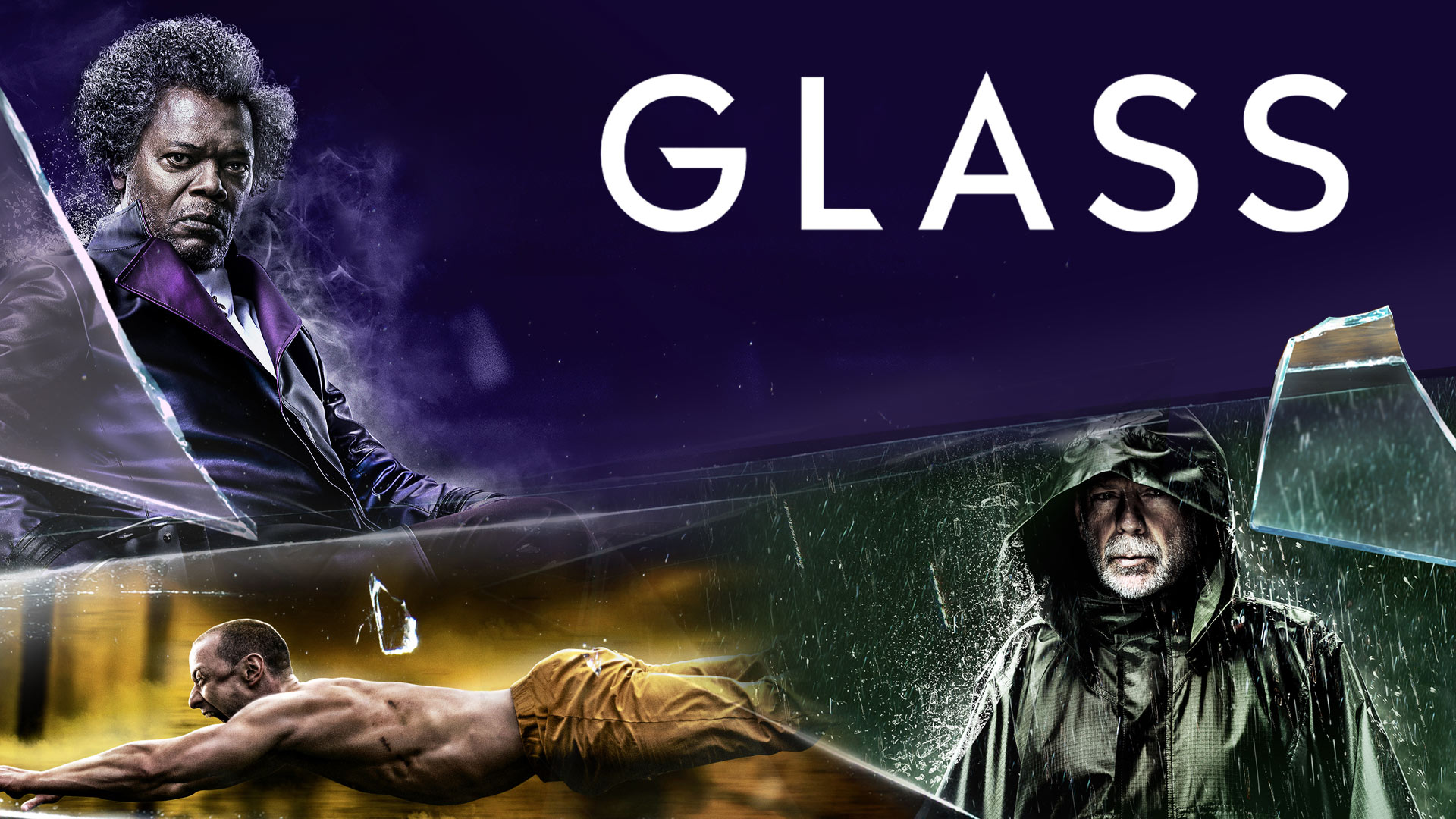 Glass (4K UHD)