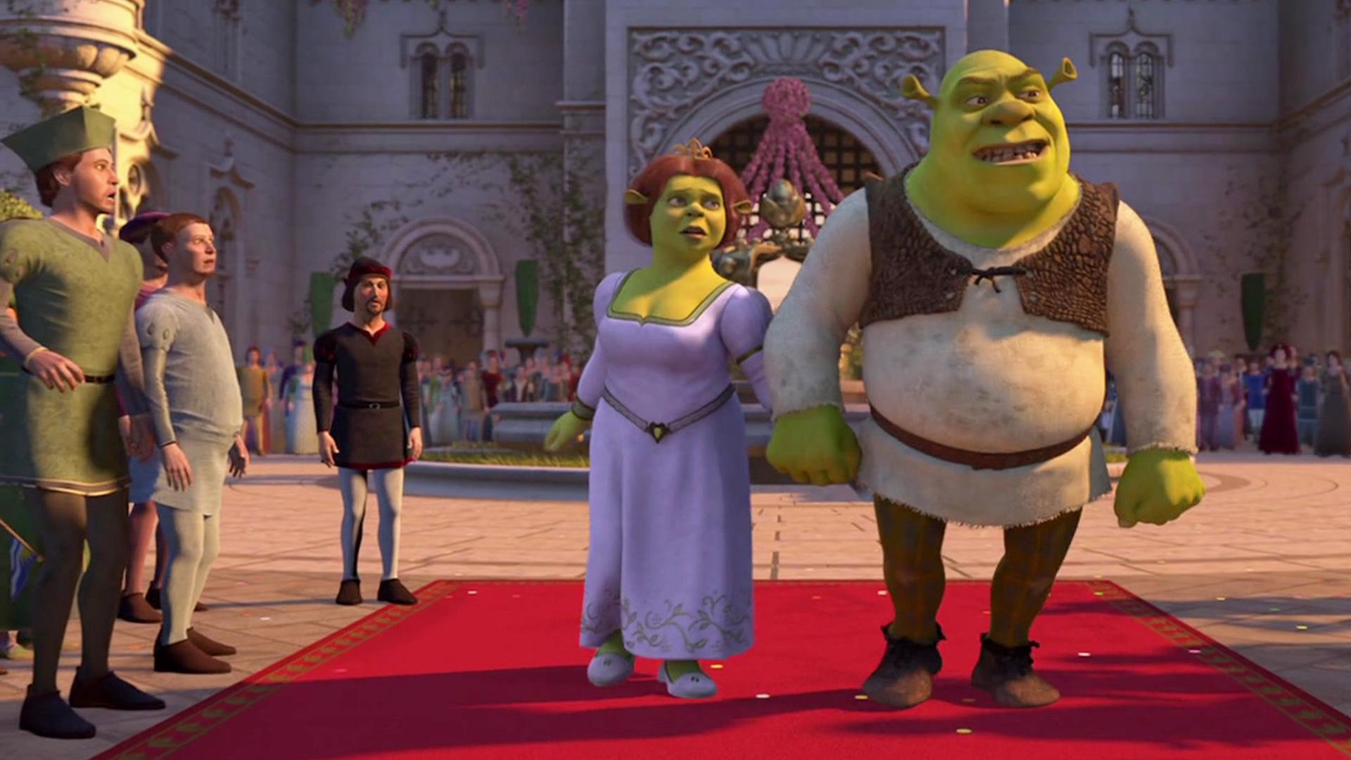 Watch Shrek 2