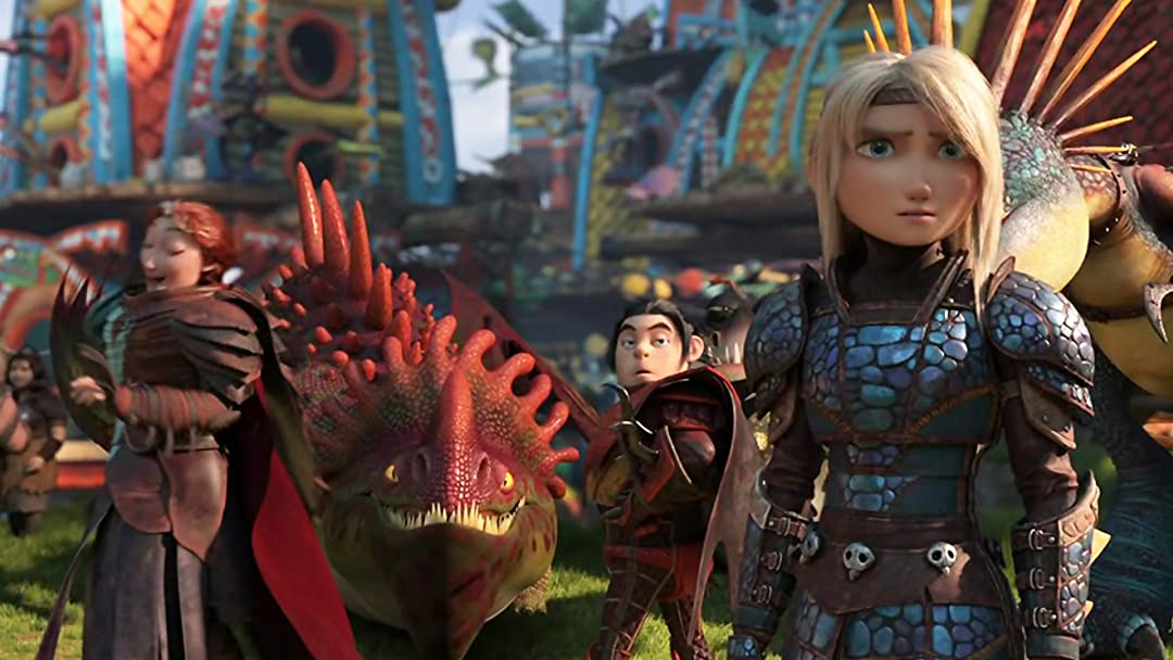 Watch How To Train Your Dragon The Hidden World Prime Video