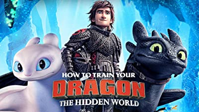 How to Train Your Dragon: The Hidden World (4K UHD)
