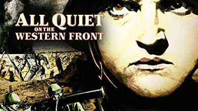 All Quiet on the Western Front
