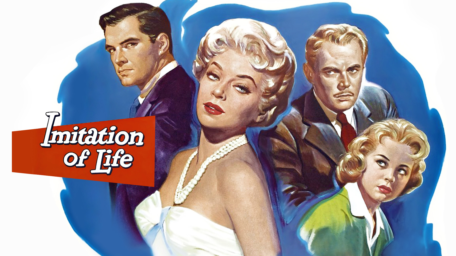 IMITATION OF LIFE 1959 Universal-International film with Lana Turner Stock  Photo - Alamy