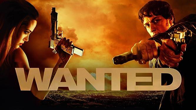 Amazon.com: Wanted: Angelina Jolie, James McAvoy, Morgan ...