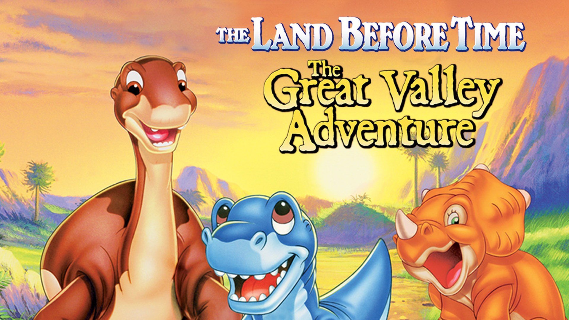 Amazon Com Watch The Land Before Time Prime Video