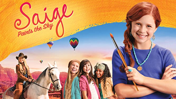 american girl saige paints the sky full movie online free