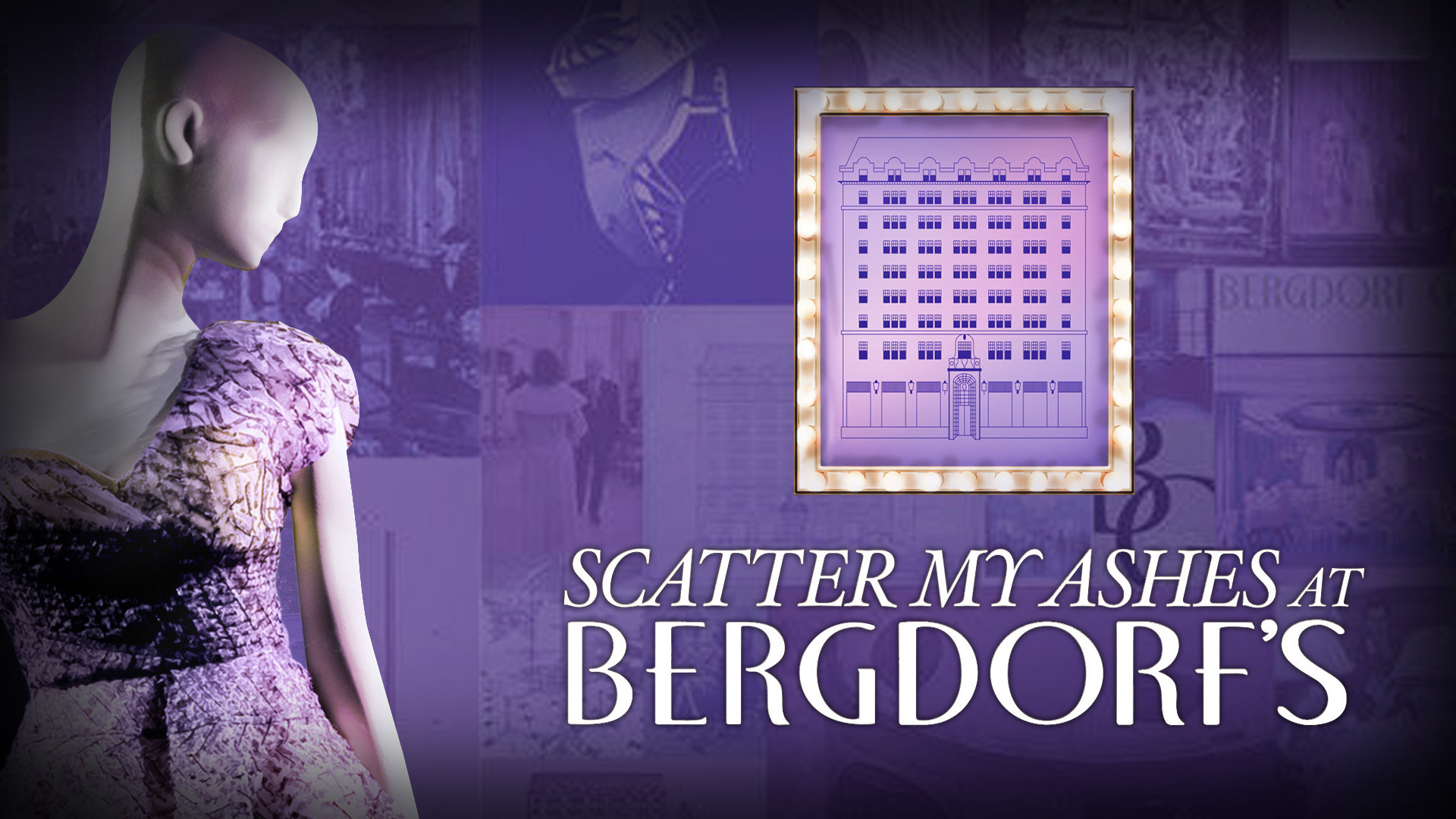 Scatter My Ashes at Bergdorfs