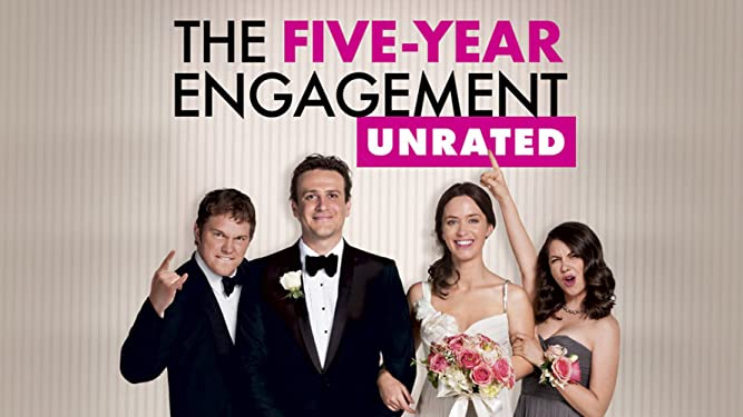 watch the 5 year engagement online free