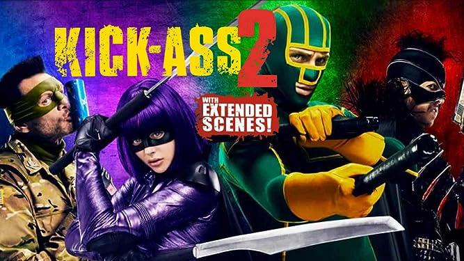 Kick-Ass 2 (Extended)
