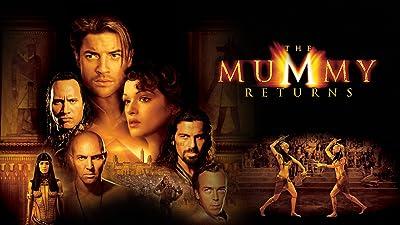 The Mummy Returns (4K UHD)