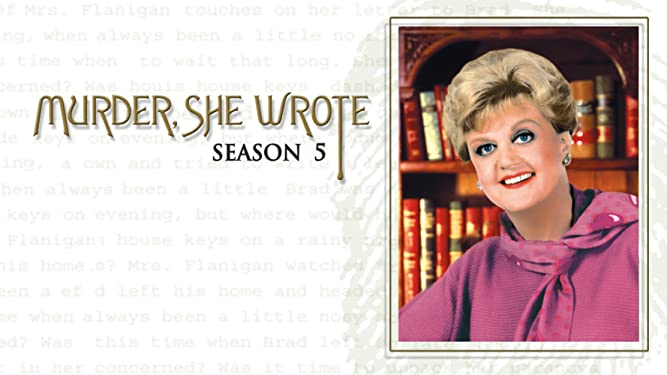 Murder, She Wrote - Season 5