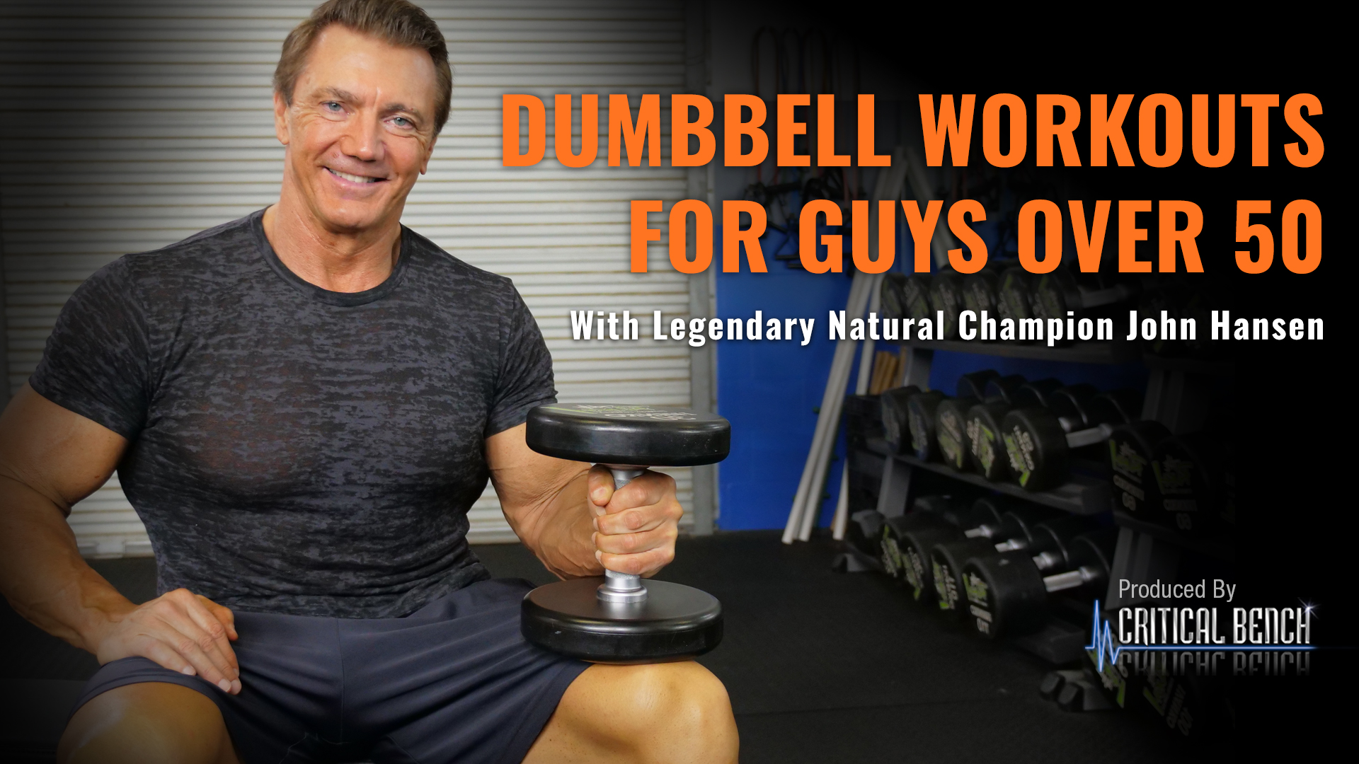 Watch Dumbbell Workouts for Guys Over 20   Prime Video