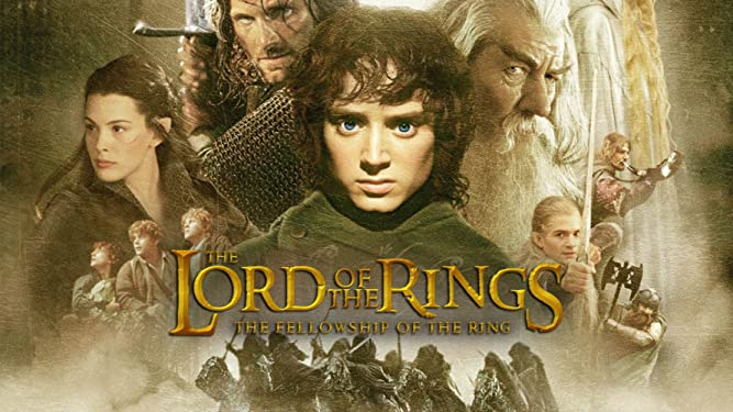 Amazon com: The Lord Of The Rings: The Fellowship Of The