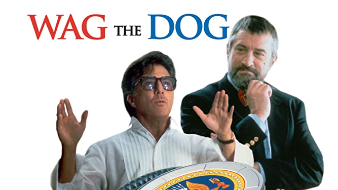 Image result for wag the dog pictures