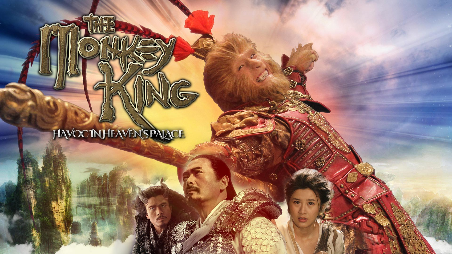 The Monkey King: Havoc In Heaven's Palace (English Subtitled)