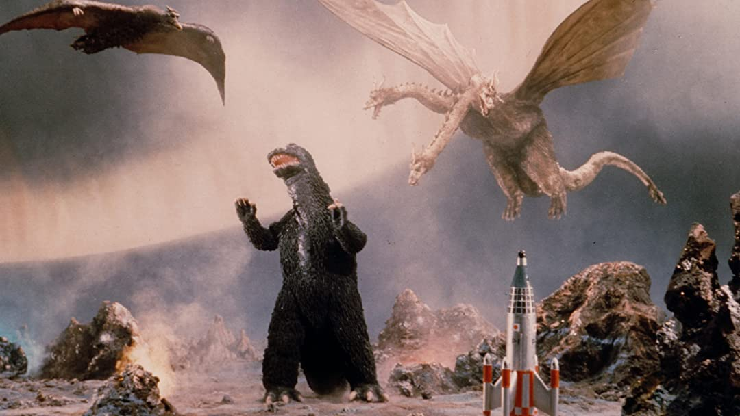 Amazon com: Watch Godzilla vs Monster Zero | Prime Video