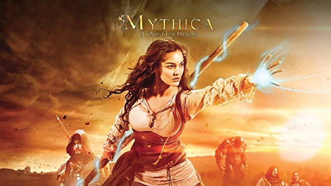 Mythica: A Quest for Heroes