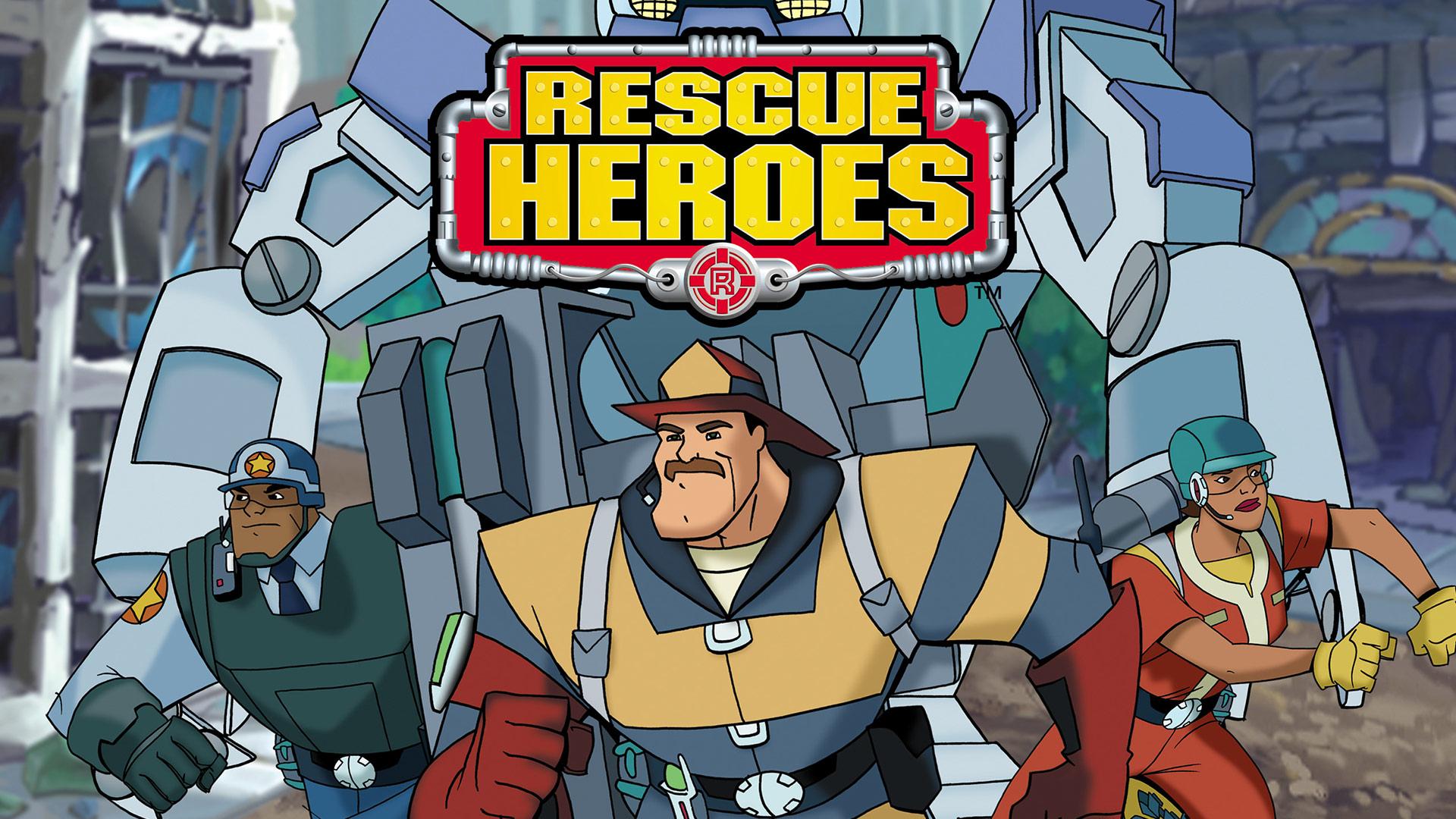 Rescue Heroes - Season 1 (US)