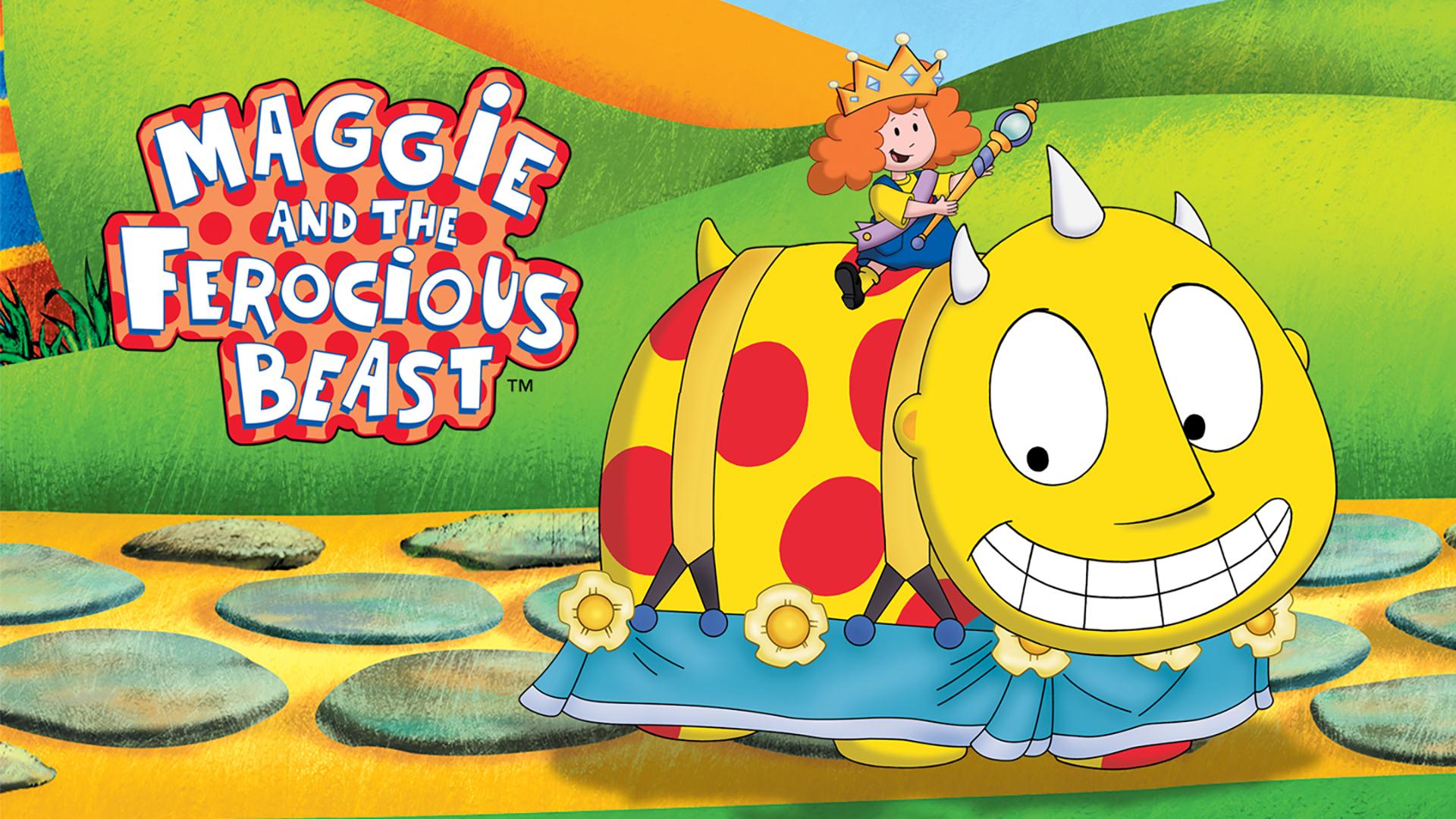 Maggie and the Ferocious Beast - Season 1 (US)