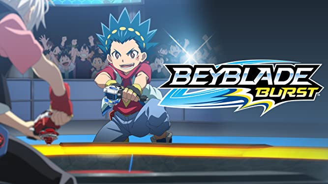 Beyblade Burst - Season 1