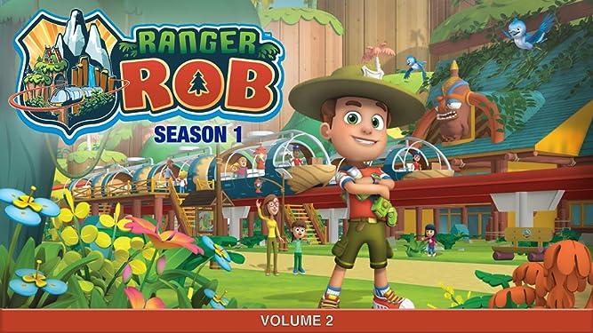 Ranger Rob: Season 1 (Volume 2)