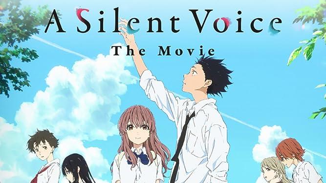 Amazon com: A Silent Voice - The Movie: Miyu Irino, Saori Hayami