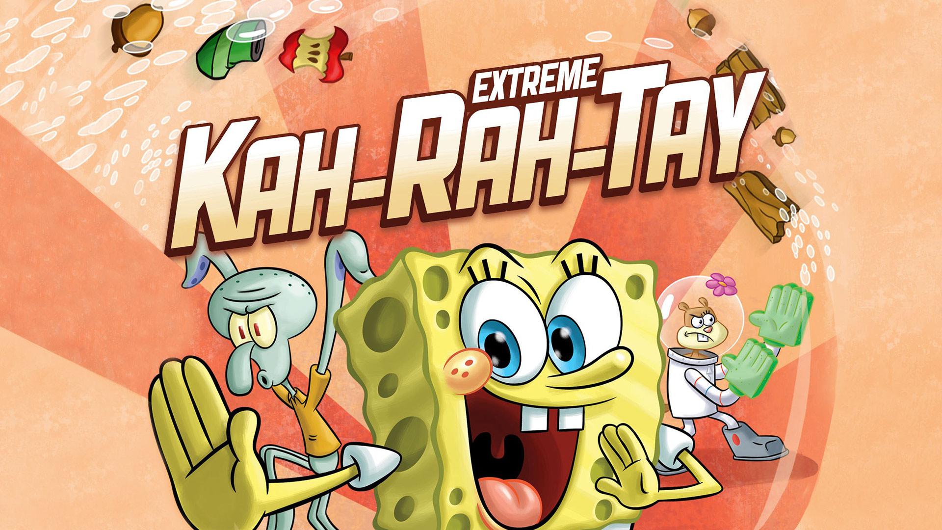 SpongeBob SquarePants: SpongeBob's Extreme Kah-Rah-Tay