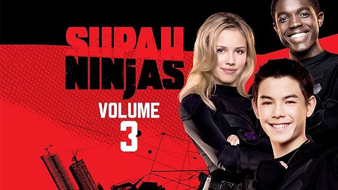 Watch Supah Ninjas! Volumes 1 & 2   Prime Video
