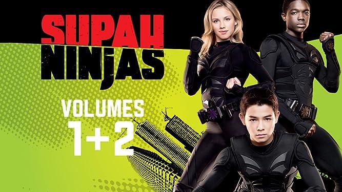 Watch Supah Ninjas Volumes 1 2 Prime Video