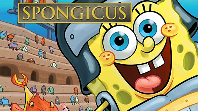 Amazon Com Watch Spongebob Squarepants Spongicus Prime Video