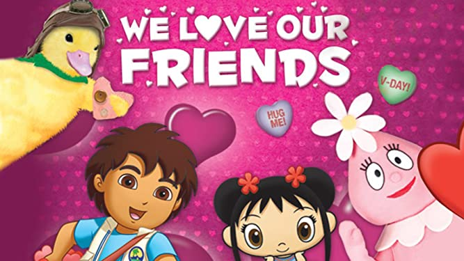 Nick Jr. Favorites: We Love Our Friends