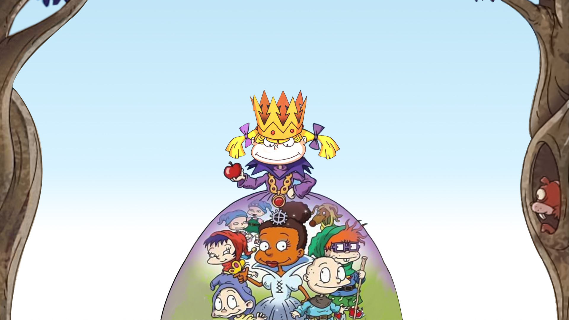 Rugrats: Tales from the Crib: Snow White