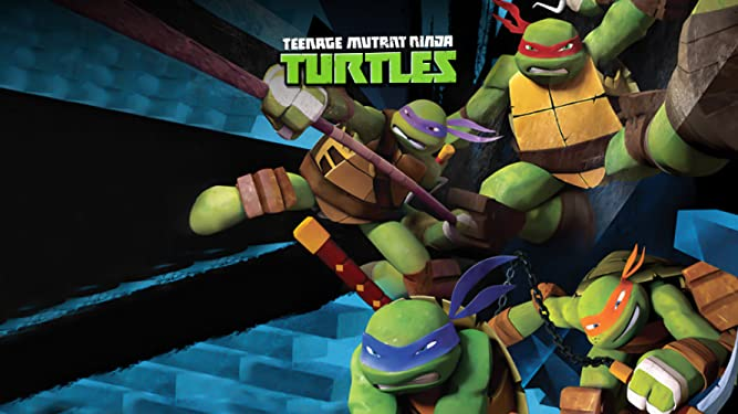 Amazon Com Watch Teenage Mutant Ninja Turtles Volume 1 Prime Video