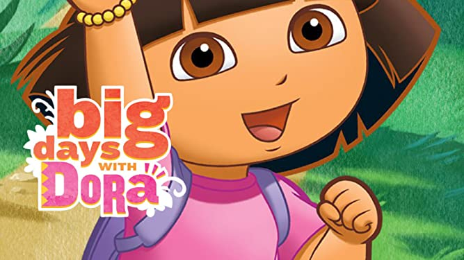 Big Days with Dora