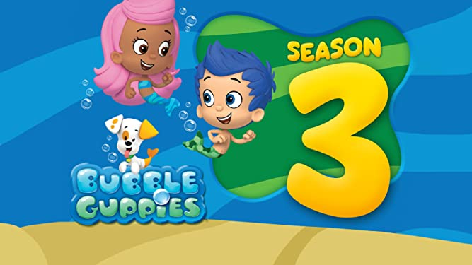 Amazon com: Watch Bubble Guppies Season 3 | Prime Video