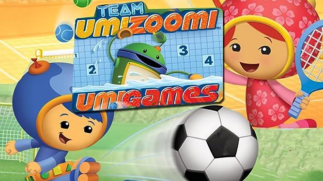 Team Umizoomi: Umigames