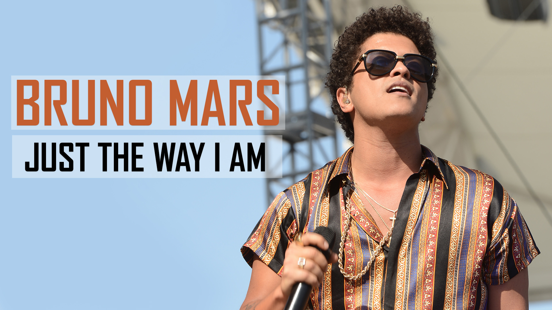 Bruno Mars: Just the Way I Am