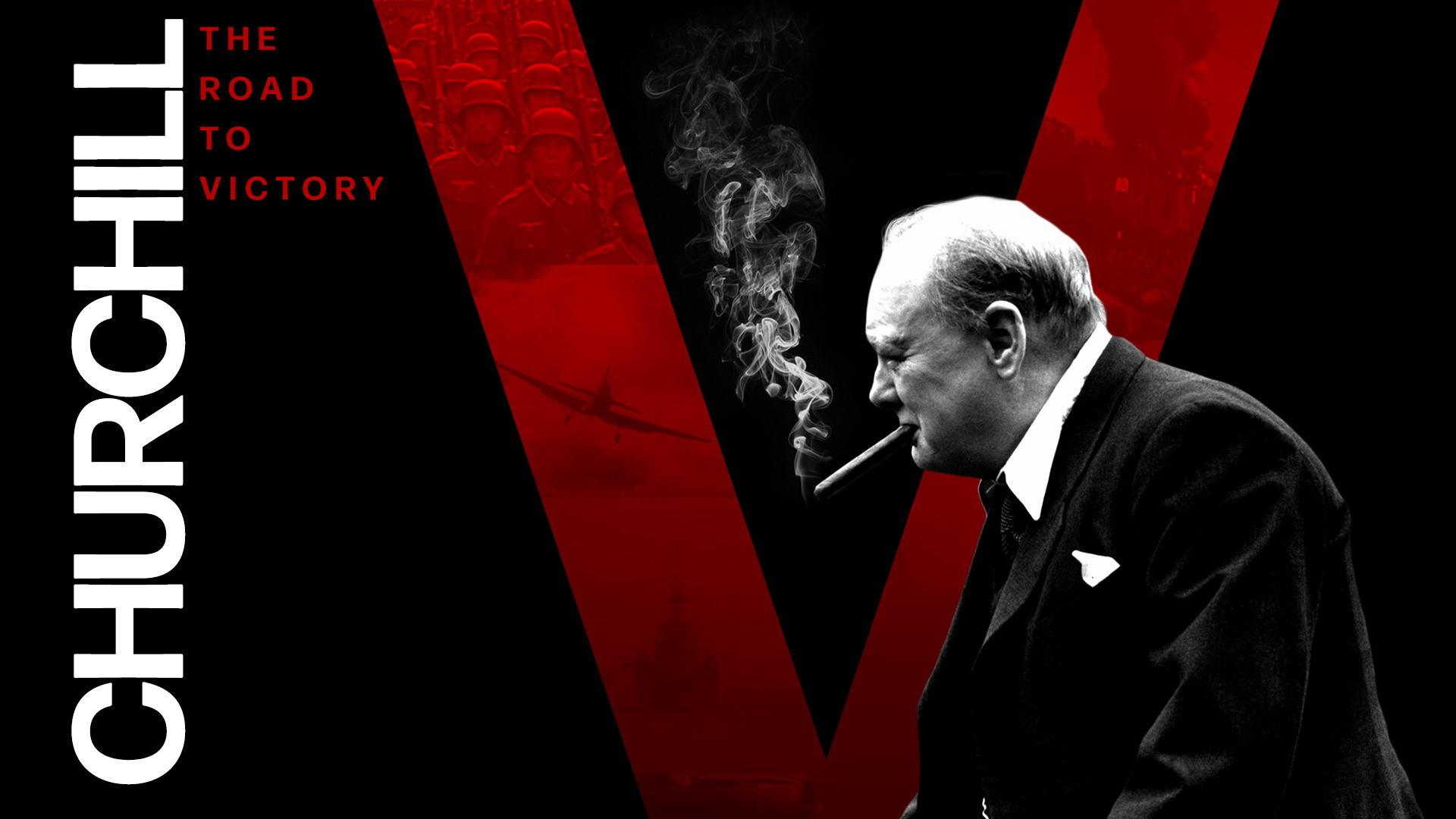 Churchill: The Road to Victory
