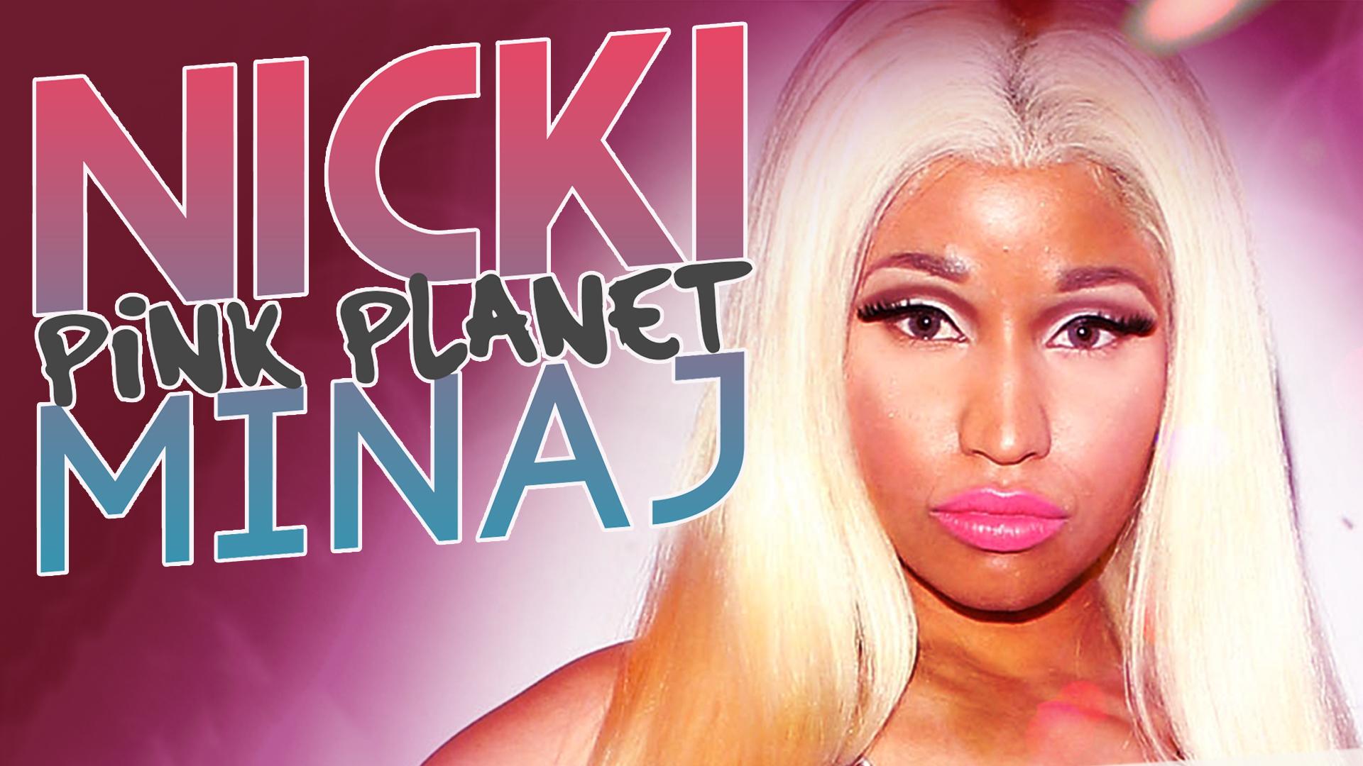 Nicki Minaj: Pink Planet