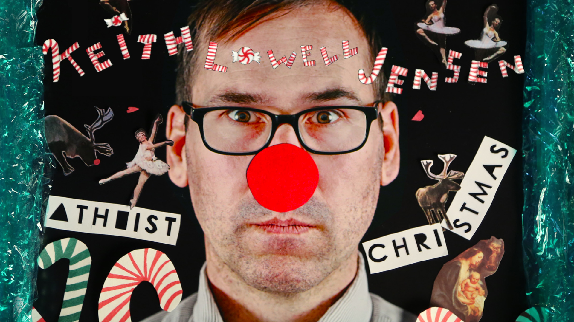 Keith Lowell Jensen: Atheist Christmas