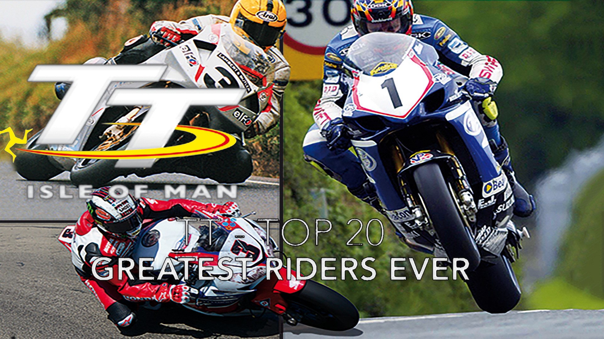 TT: Top 20 Greatest Riders Ever