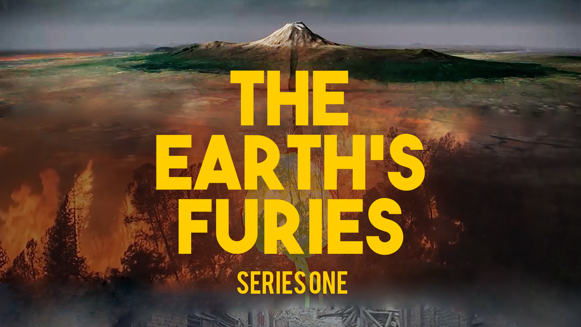 The Earth's Furies