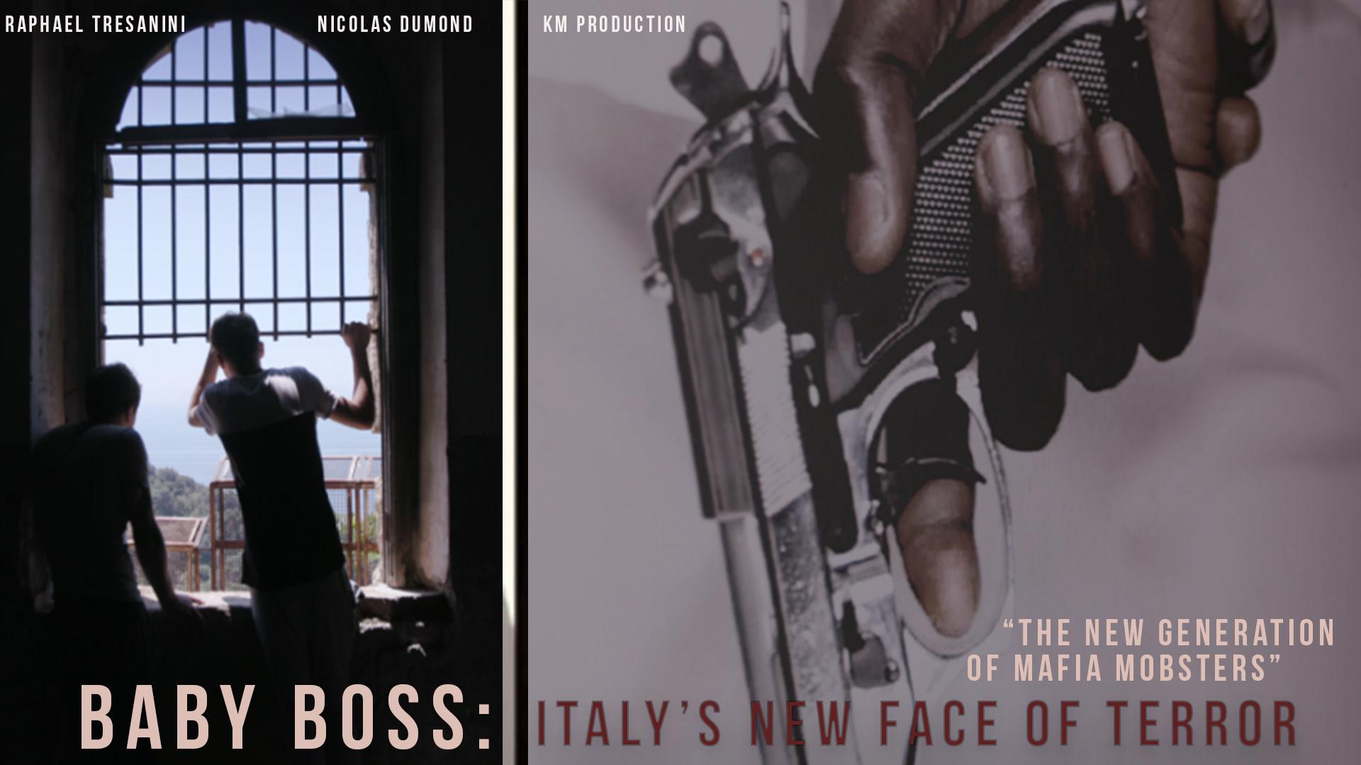 Baby Boss: Italy's New Face of Terror